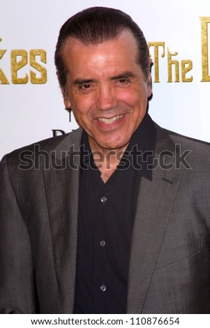 "Chazz Palminteri at the special screening of ""The Dukes"". Directors Guild Of America, Los Angeles, CA. 08-27-07"