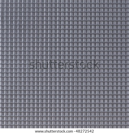 Checked metal background - stock photo