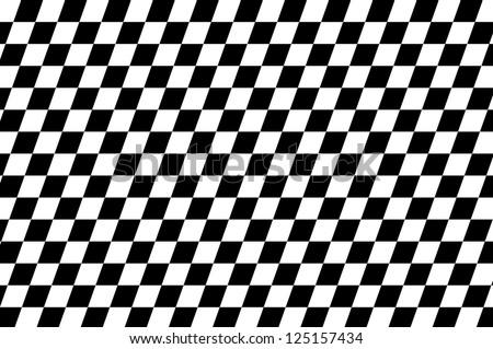 checkered background - stock photo