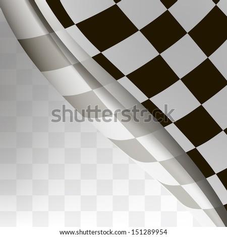 checkered background. bitmap - stock photo