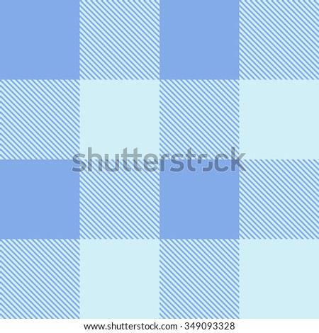 Checkered blue pattern