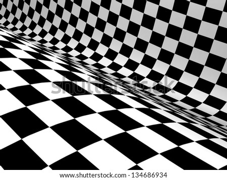 Checkered Texture Background Stock Illustration 535262731 ...