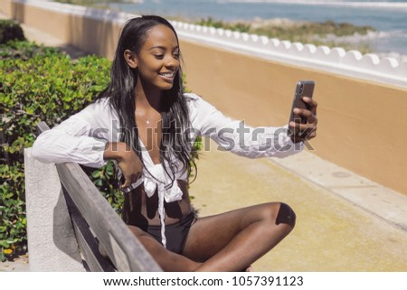 selfies women Free ethnic