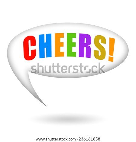 Cheers - stock photo