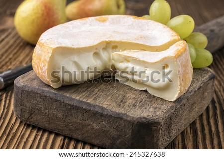 cheese  - stock photo