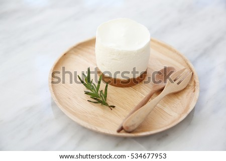 cheese cake on wood
