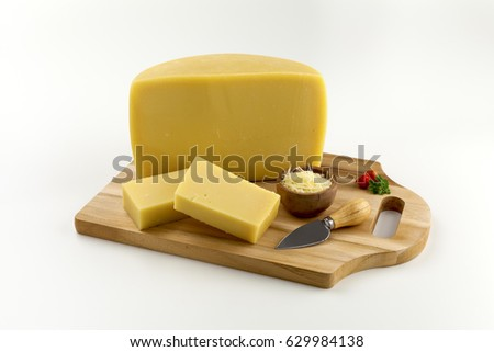 Cheese in the table