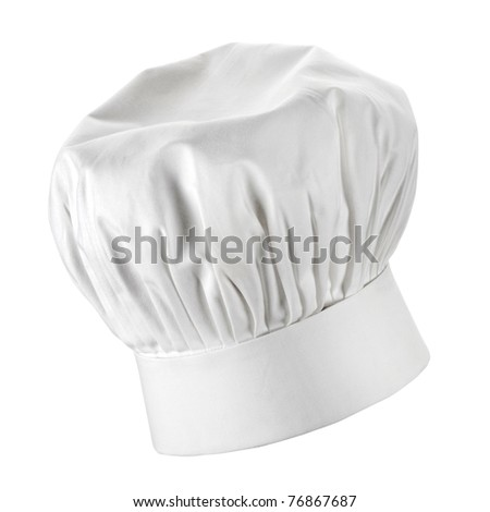 chef's hat - stock photo