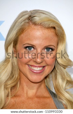 """Chelan Simmons at the Los Angeles Premiere of """"Good Luck Chuck"""". Mann National Theater, Westwood, CA. 09-19-07 - stock photo"""