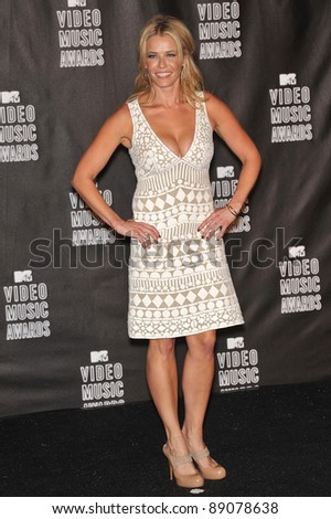 Chelsea Handler at the 2010 MTV Video Music Awards at the Nokia Theatre L.A. Live in downtown Los Angeles. September 12, 2010  Los Angeles, CA Picture: Paul Smith / Featureflash