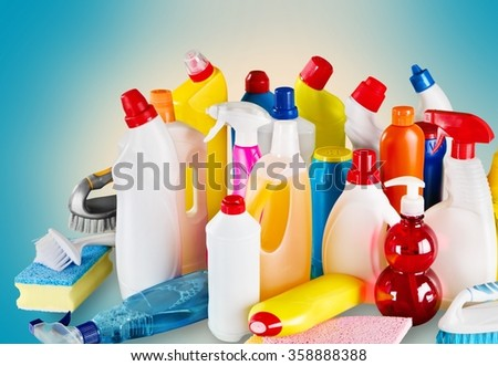 Chemical. - stock photo