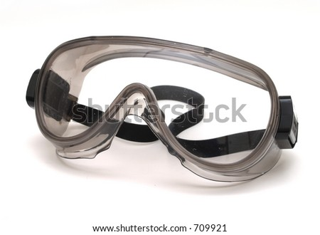 Chemical Goggles - stock photo