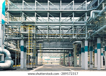 Chemical  Rubber Factory