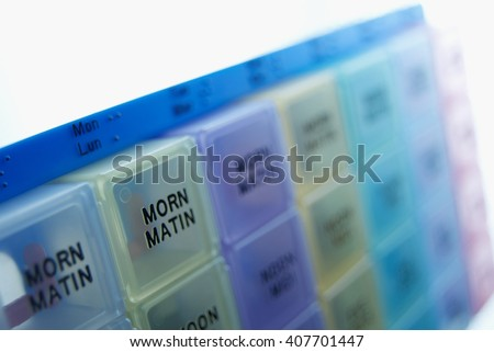 Chemistry elements boxes over white background