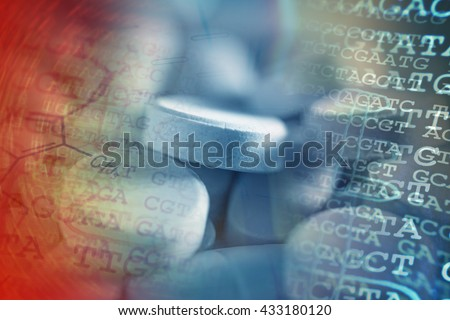Chemistry science formula. Science symbol. - stock photo