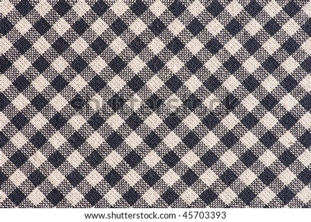 Chequered background - stock photo