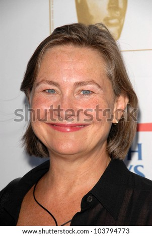 Cherry Jones at the 7th Annual BAFTA-LA TV Tea Party. Intercontinental Hotel, Century City, CA. 09-19-09