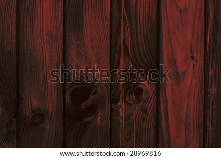 cherry wood - stock photo