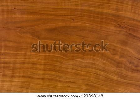 cherry wood background - stock photo