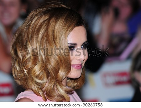Cheryl Cole arriving for the 2011 Pride Of Britain Awards, at the Grosvenor House Hotel, London. 04/10/2011 Picture by: Simon Burchell / Featureflash - stock photo