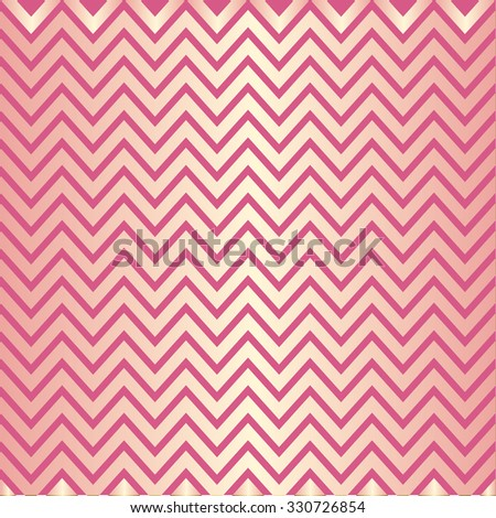 Chevron pattern gold and pink. Chevron Background.Wedding pattern