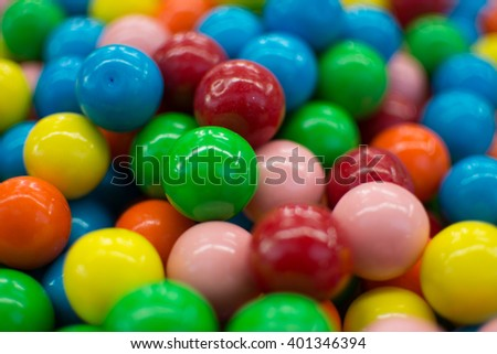 Chewing Gum - stock photo