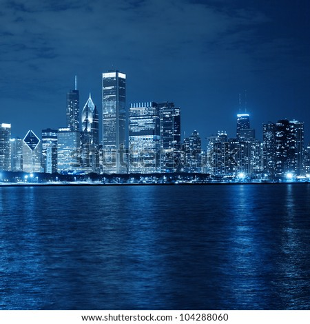 Chicago - stock photo