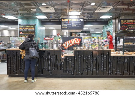 Whole foods market stock images royalty free images for Chicago wholesale fish market