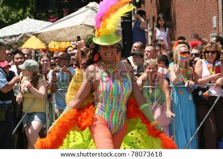 chicago il pride gay 2005