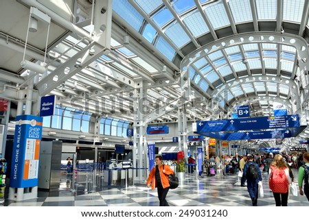 Inside Airport Stock Images RoyaltyFree Images Vectors - Biggest airport in usa