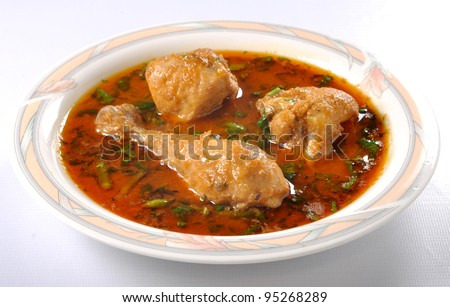 Chicken Curry im-4 - stock photo