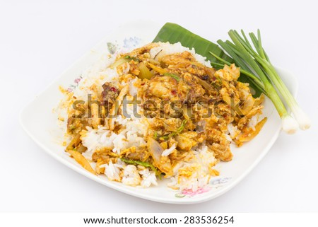 chicken curry powder