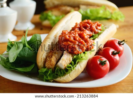 Chicken Parmesan Stock Images Royalty Free Images