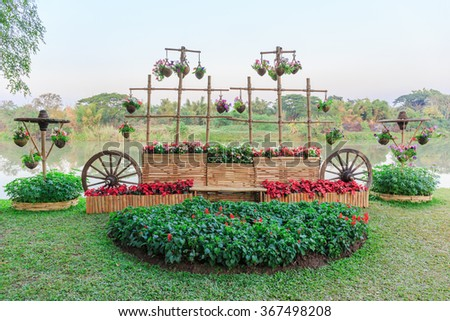 luxury hotel plants outdoors stock photos images