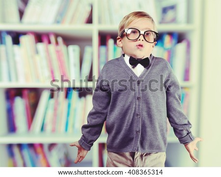 Child. - stock photo