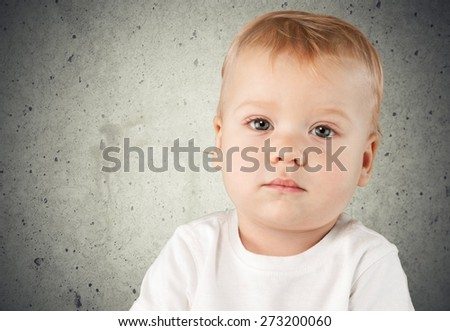 Child, Book, Glasses. - stock photo