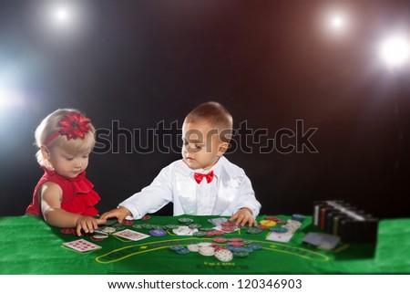 Image result for kids gambling