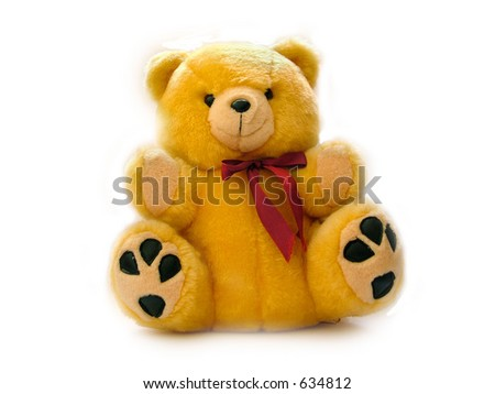 child's toy - stock photo
