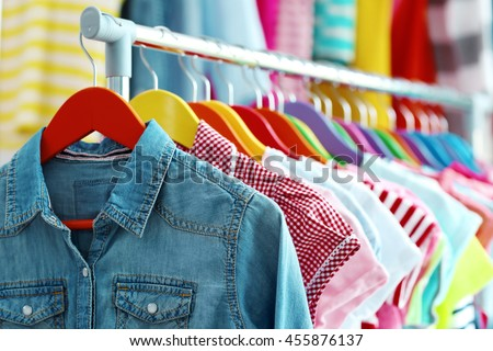 Kids Clothes Stock Images Royalty Free Images Amp Vectors