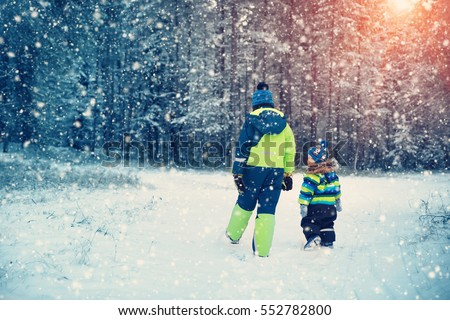 Kids Snow Stock Images Royalty Free Images Amp Vectors