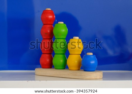 children toy - stock photo