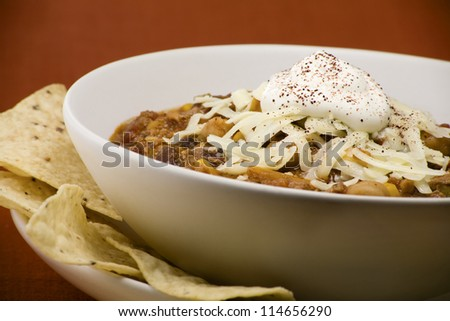 Chilli - stock photo