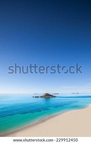 Chinamans Beach, South Australia - stock photo