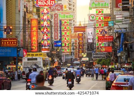 how to go chinatown bangkok