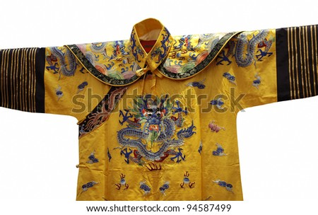 Chinese dress in the Qing Dynasty