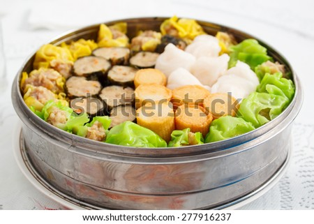Chinese appetizers stock images royalty free images for Appetizer chinese cuisine