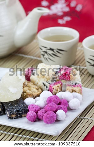 chinese traditional  candy
