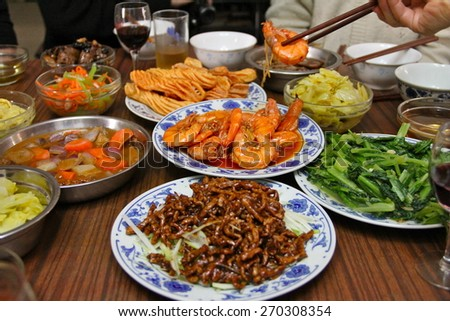 Chinese Traditional Food