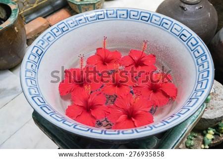 chinese vitage style - stock photo