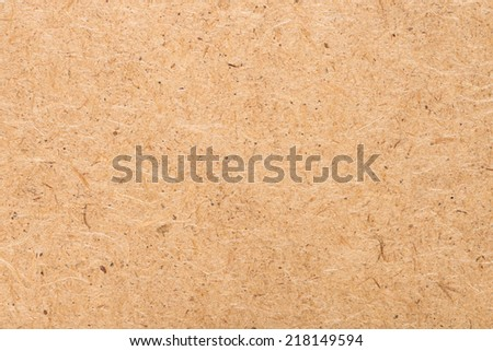 Chipboard background, wood texture - stock photo